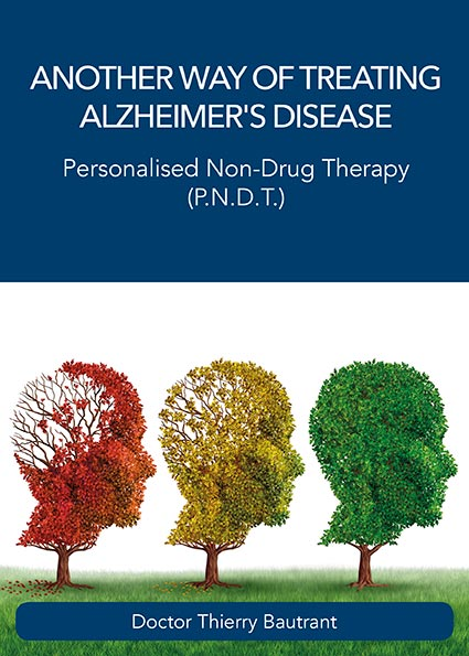Book Another way of treating alzheimer's disease: Personalised Non-Drug Therapy (Kindle, Amazon et PDF)
